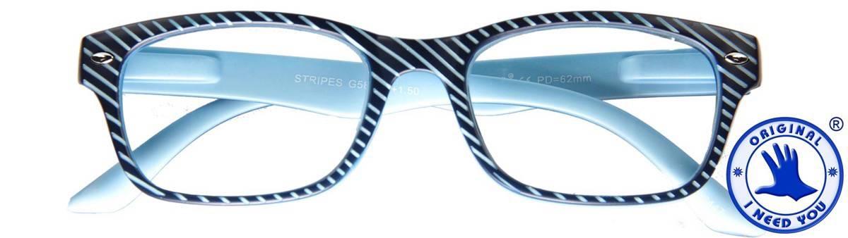 STRIPES leesbrillen