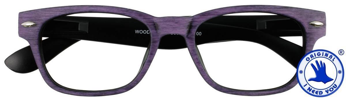 WOODY WOOD leesbrillen