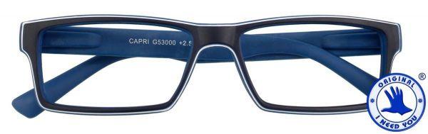 Leesbril CAPRI Blauw