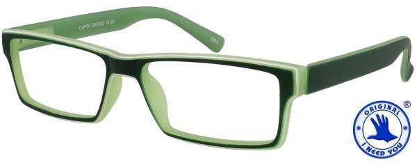 Leesbril CAPRI Groen
