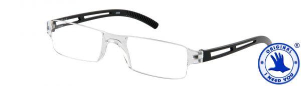 Leesbril JOY G61400 kristal-zwart
