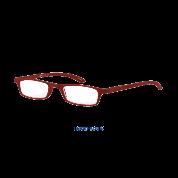 Leesbril ZIPPER G27100 rood