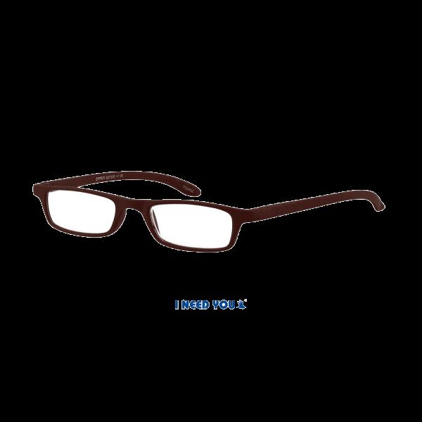 Leesbril ZIPPER G27200 bruin