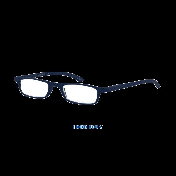 Leesbril ZIPPER G27300 blauw