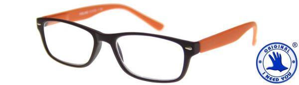 Leesbril FEELING Bruin - Oranje