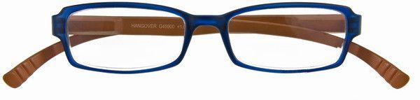 Leesbril HANGOVER G45900 Blauw-bruin