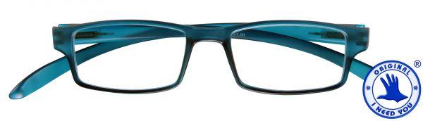Leesbril Hangover Life - Blauw - Met etui