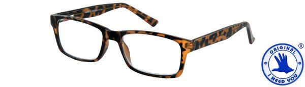 Leesbril Harry - Havana - Met etui