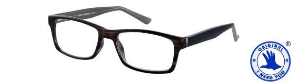 Leesbril Harry - Bruin - Met etui