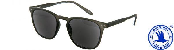 (Zonne)leesbril Playa - Grijs - Met etui