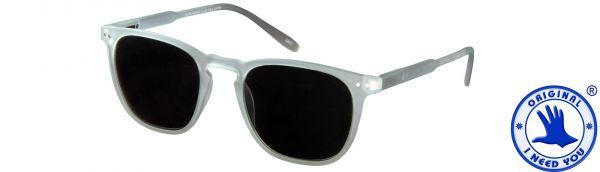 (Zonne)leesbril Playa - Kristal - Met een grandioos soft-etui in bijpassende kleur