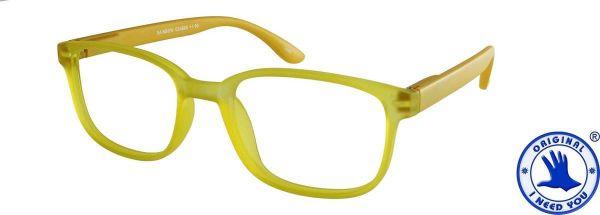 Leesbril RAINBOW Geel