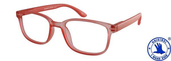 Leesbril RAINBOW Rood
