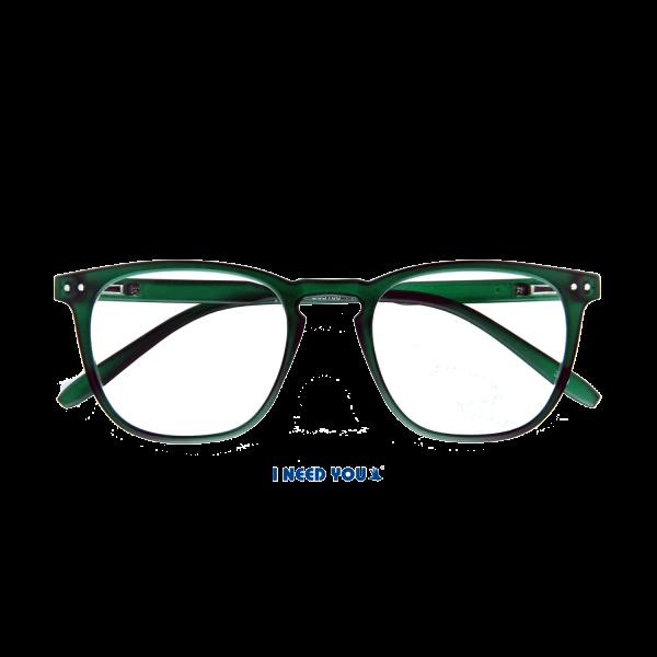 Leesbril TAILOR G66000 donkergroen