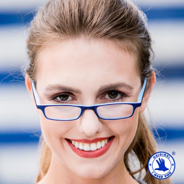 Leesbril ZIPPER SELECTION Blauw